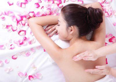 Le massage libération